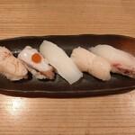 雛鮨 - おかわりオーダー