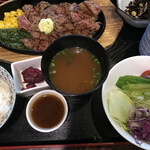 醍醐 - ヒレステーキ定食