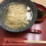 田丸屋 - ◎ばらのりうどん ¥1,200