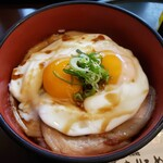 かおりひめ - 焼豚玉子飯