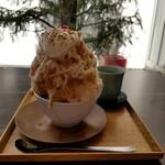 ブラウンカフェ - 料理写真: