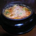甘辛 - ユッケジャンスープ