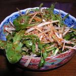 甘辛 - ねぎサラダ