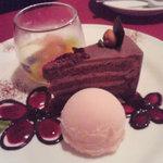 1362908 - チョコレートケーキ