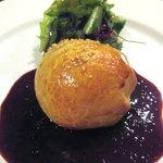 ビストロ ポワル - 4200円コースの肉料理