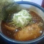 麺楽屋 -