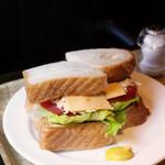リンデンバウム - サンドイッチセット