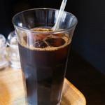リンデンバウム - アイスコーヒー
