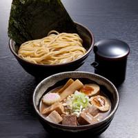 神明 - つけ麺スペシャル盛り1000円(+税)