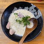 ぼっこ志 - 鶏白湯 780円