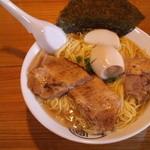 七星 - 七星特製醤油ラーメン(大盛)