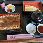 うなぎ家曳舟 - 料理写真: