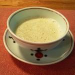 13622508 - アスパラガスのスープ