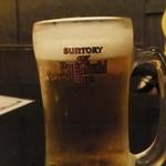 佐藤商店 - 生ビール