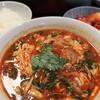 大成苑 - 料理写真:ユッケジャンスープ(700円+税)。