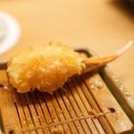 新宿 立吉 - ズワイガニの蟹の爪