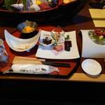 旅館山翠 - 料理写真: