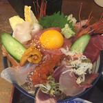味福 - 2020年9月  上海鮮丼¥1.540