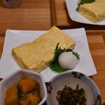 めんたい料理 博多椒房庵 - 玉子焼き