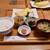 めんたい料理 博多椒房庵 - 料理写真:焼きたて玉子焼き御膳