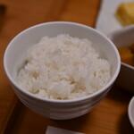 めんたい料理 博多椒房庵 - ご飯