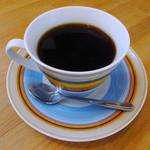 アイマイミー - ランチのドリンクにホットコーヒーを選択