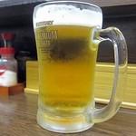 さかなでいっぱい - 生ビール