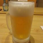 府内わっぱ食堂 - 金麦 樽詰 ビール系