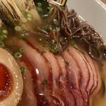 大重食堂 - どこまでも澄んだスープにたっぷりの鴨