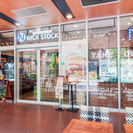 肉が旨いカフェ NICK STOCK -