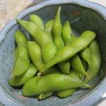 笹屋 - 枝豆(100円)