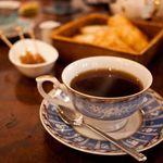 鳳来館 - 料理写真: 大野宿美術珈琲 鳳来館 コーヒー