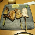 いぐさ - 串焼き盛り合わせ(950円)