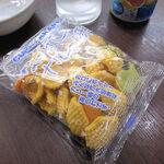 柳下酒店 - なつかしいカレー味(55円)