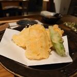 Sushinakago - 天ぷら各種