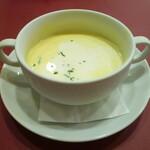 レストラン クレール - 冷たいスープ