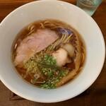 136260078 - 醤油しき麺
