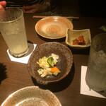 いぶしぎん - 料理写真:
