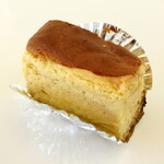 HARU*BOUZ - チーズケーキは小さいけど満足度高し。
