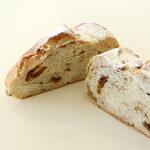 HARU*BOUZ - いちぢくとくるみのパン(180円+税)
