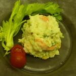 独活家 - 大人のポテトサラダ ピリッと辛い後味が大人