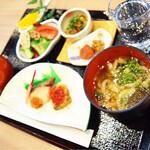 ティーケーピー カフェテリア - 【朝食ビュッフェ】関西の味にこだわった和食御膳