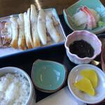 いかやき 福寿草 -