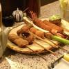 串りん - 料理写真:串揚げ8本