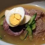 妻家房 - 冷麺