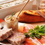ジェニスガストロ - 料理写真:お肉の前菜の盛り合わせ