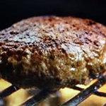 エーゲ海 - ラム肉ハンバーグ