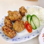 駅前食堂 - 料理写真:唐揚げ(単品)