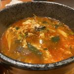 焼肉UMAMI - ユッケジャンスープ