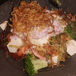 136284746 - 紅ずわいがにと豆腐のサラダ